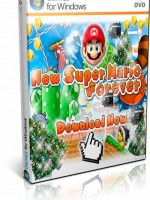 New Super Mario Forever PC Full 2012