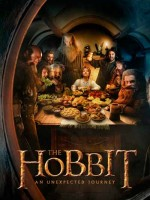 The Hobbit: An Unexpected Journey (2012) DVDRip Subtitulos Español Latino