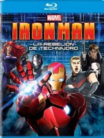 Iron Man: La Rebelión de Technivoro (2013) BRRip Español Latino 720p