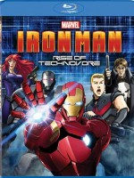 Iron Man: La Rebelión de Technivoro (2013) BRRip Español Latino 1080p
