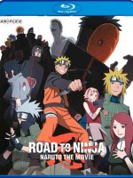 Naruto Shippuuden Movie 6: Road to Ninja (2012) BRRip Español Subtitulado 720p