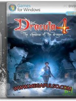 Dracula 4 The Shadow of the Dragon PC-JUEGO (Español) FULL 2013