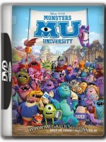 Monsters University 2013 – DVDRip Español Latino