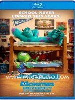 Monsters University 2013 – 720p Español Latino HD