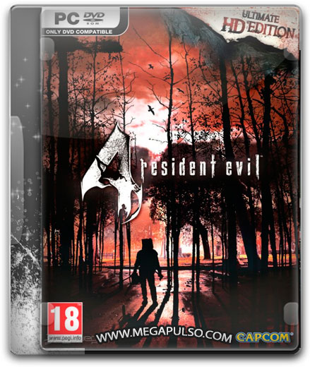capturas Resident Evil 4 Ultimate HD Edition PC Español RELOADED Cover