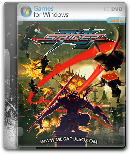 capturas STRIDER PC Cover