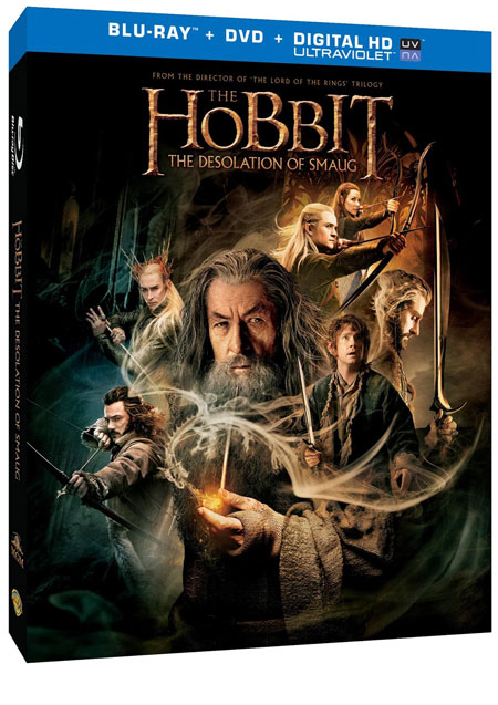 capturas El Hobbit 2 La desolación de Smaug 1080p bluray