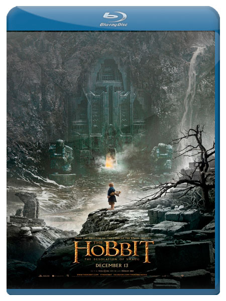 capturas Hobbit 2 Bluray 720p