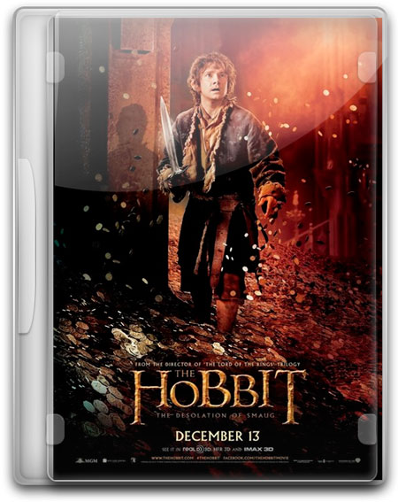 capturas Hobbit 2 DVDRip