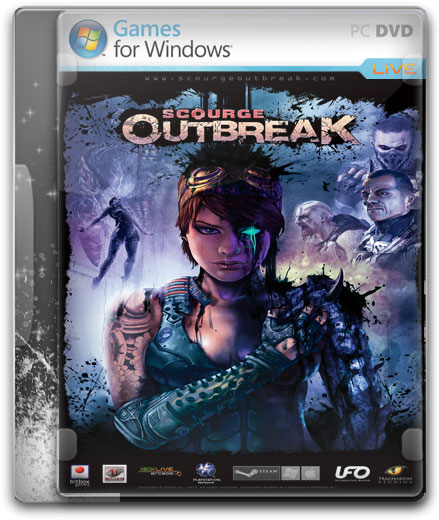 capturas Scourge Outbreak PC Cover