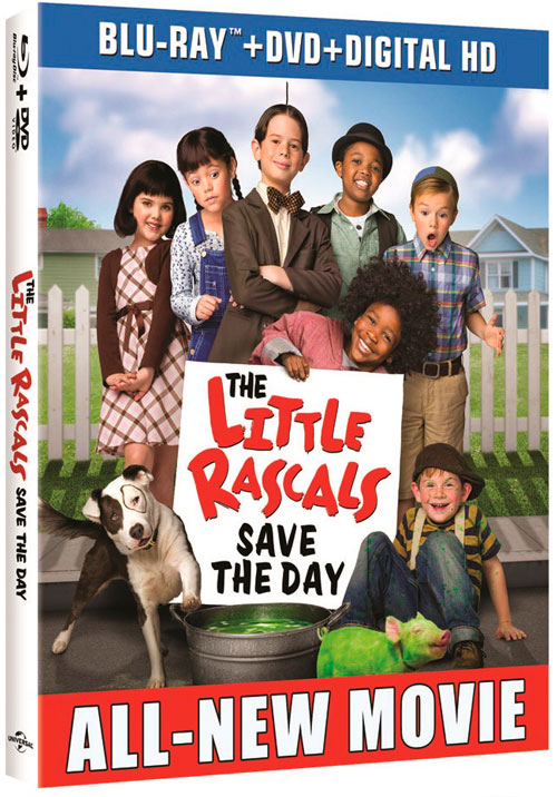 capturas the little rascals save the day blu ray