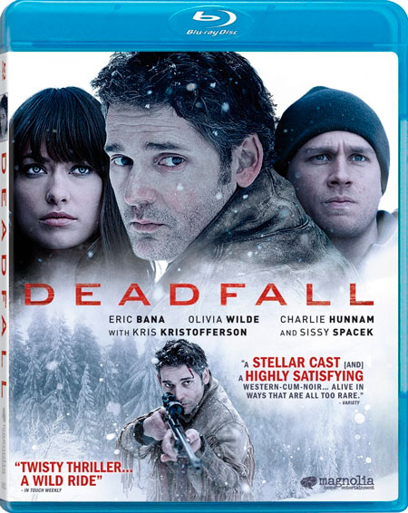 capturas Deadfall cover