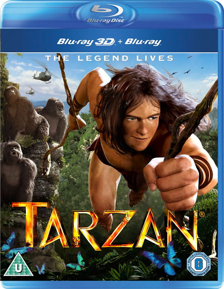 capturas Tarzan 1080p bluray