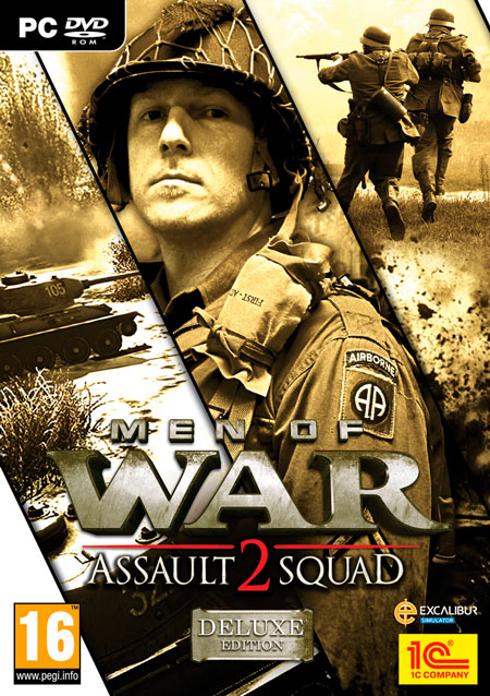 capturas men of war assault squad 2 pc