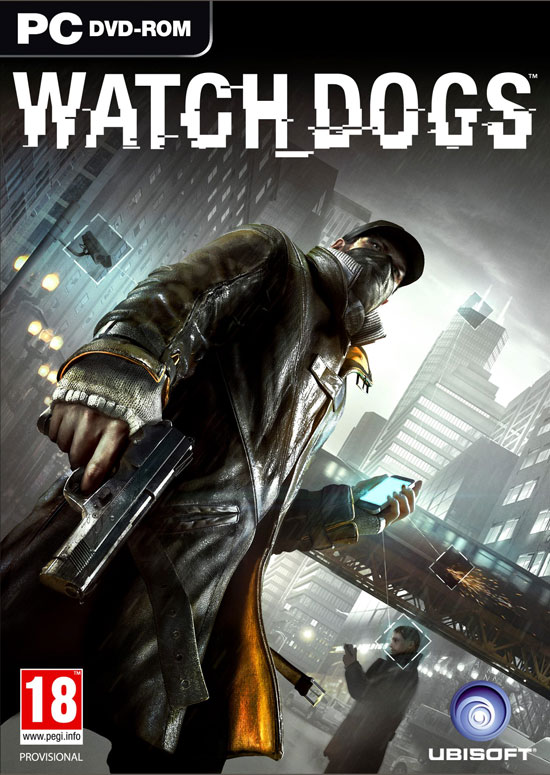 capturas watch dogs box art pc
