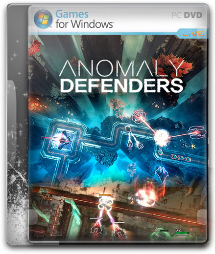 capturas Anomaly Defenders PC cover