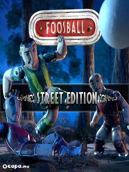 capturas FOOSBALL STREET EDITION pc cover
