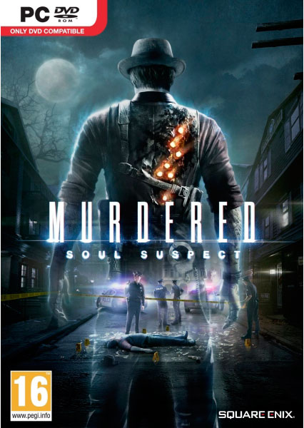 capturas Murdered Soul Suspect PC cover
