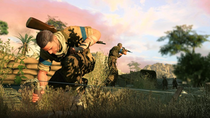 capturas Sniper Elite 3 pc imagenes 1 714x402