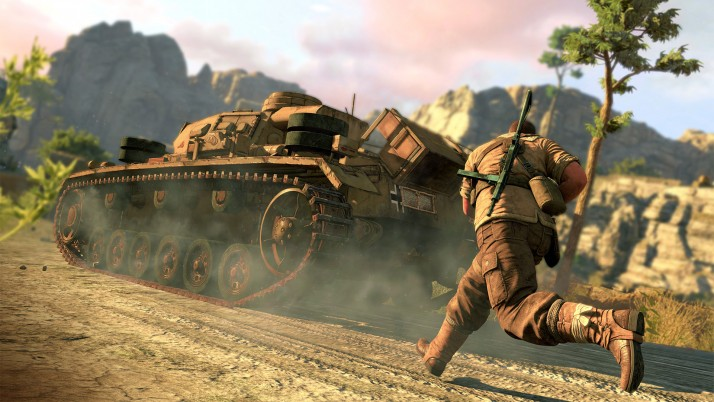 capturas Sniper Elite 3 pc imagenes 5 714x402