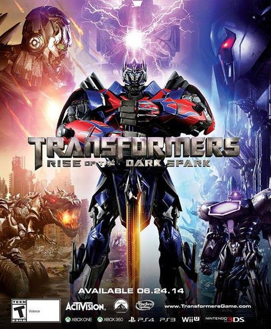 capturas Transformers Rise of the Dark Spark PC cover