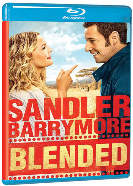 capturas Blended bluray