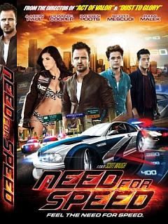 capturas Need For Speed La Pelicula DVDrip Latino 2014